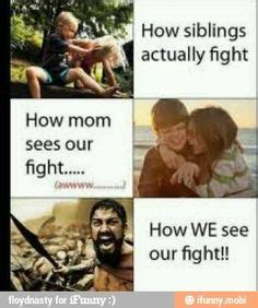 Brother And Sister Memes - quotes memes we are family on pinterest my sister