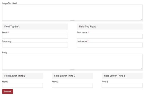 bootstrap form design layout how to use drupal bootstrap with webforms levelten