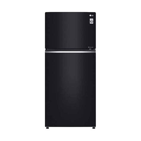 Kulkas Lg Refrigerator 2 Pintu jual lg gnc702sggu big refrigerator kulkas 2 pintu
