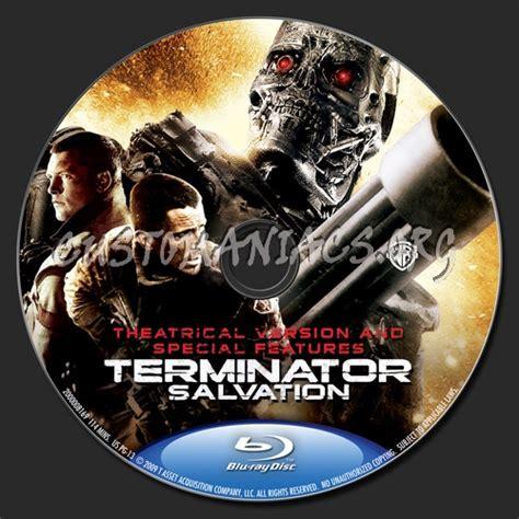 terminator salvation directors cut rep terminator salvation label dvd covers labels