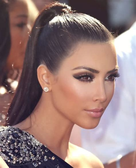 7 Secrets Of A Ponytail by How To Contour Like In 7 Easy Steps