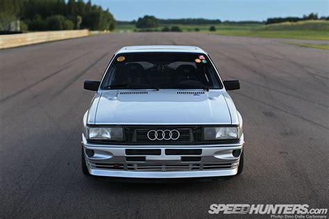 Audi 80 Quattro by Audi 80 Quattro Gatebil 01 Giełda Klasyk 243 W