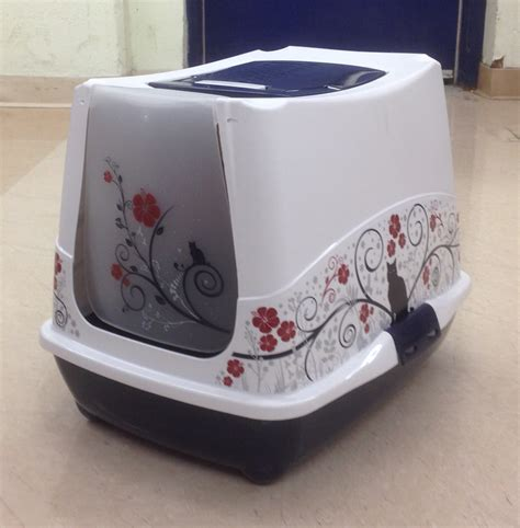 Decorative Cat Box by Best Litter Box To Keep Dogs Out Littermaid Lm980 Mega