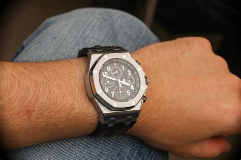 Audermars Piguet Roo Silver audemars piguet royal oak offshore 42mm watches new for