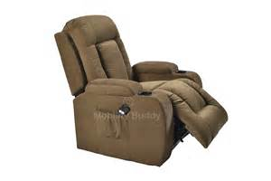 lc7027 electric riser recliner chair luxury fabric cinema