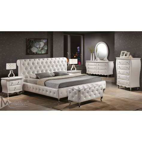 Tufted Bedroom Set by White Tufted Bedroom Set Bedroom At Real Estate