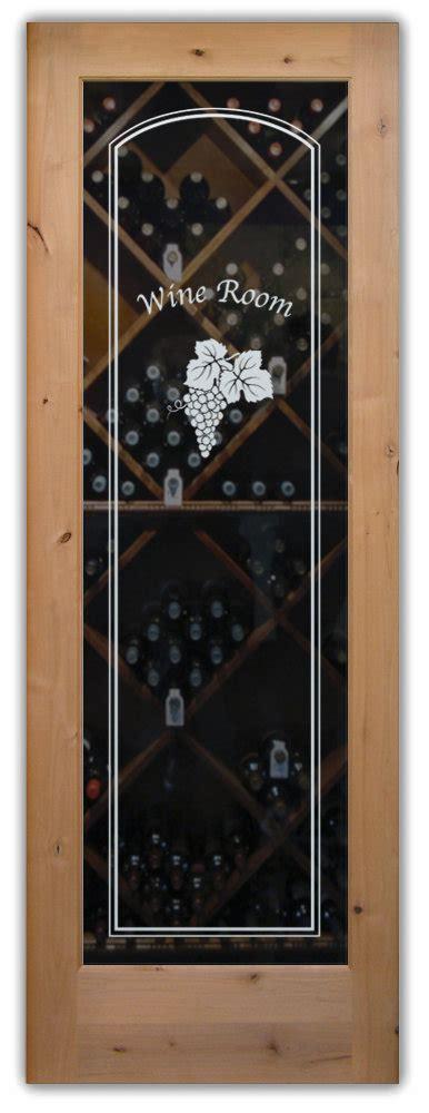 glass wine room doors wine cellar doors sans soucie glass