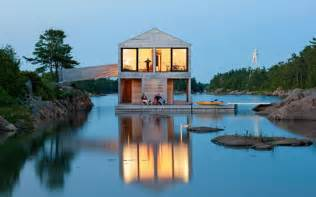 floating house sierra club