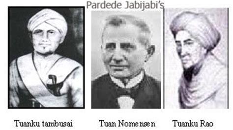 Antar Fakta Dan Hayal Tuanku Rao pardede jabijabi januari 2011