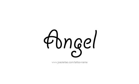 angel name tattoo designs pin name lost fallen wings