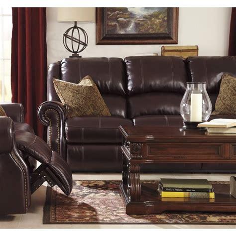 walworth reclining sofa reviews walworth leather power reclining sofa in