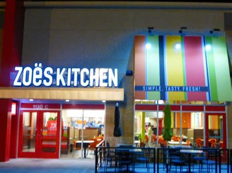 pic picture of zoes kitchen greenville tripadvisor