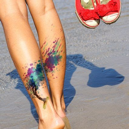 watercolor tattoo eindhoven 12 beautiful watercolor tattoos worth getting