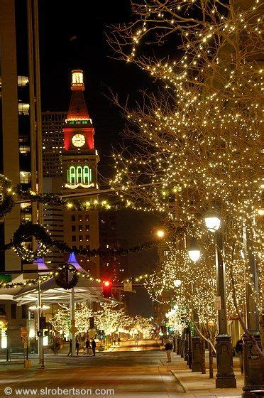 denver christmas lights christmas wishes pinterest