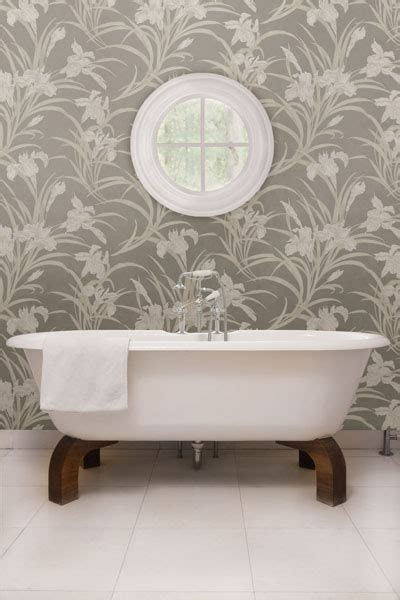 wallpaper patterns for bathroom dazzle your loo with the perfect bathroom wallpaper