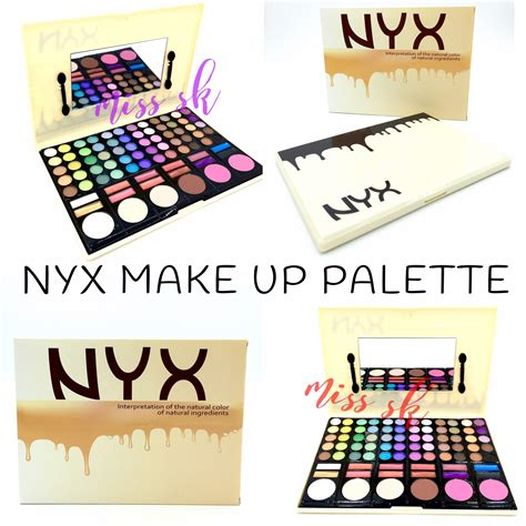 Jual Make Up by Makeup Palette Nyx Murah Makeup Vidalondon