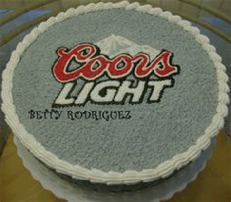 is coors light a rice 1000 images about cake birthday cakes on