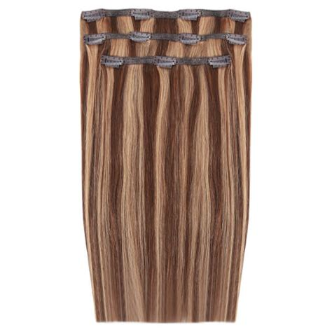 4 clip in hair extensions works deluxe clip in hair extensions 18 inch