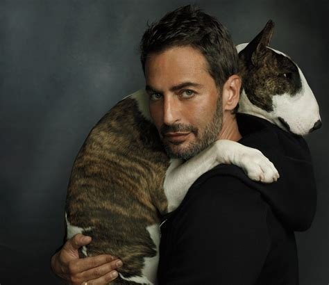Marc Jacobs Eddie Cbell | re making his marc magazines bull terriers and terrier