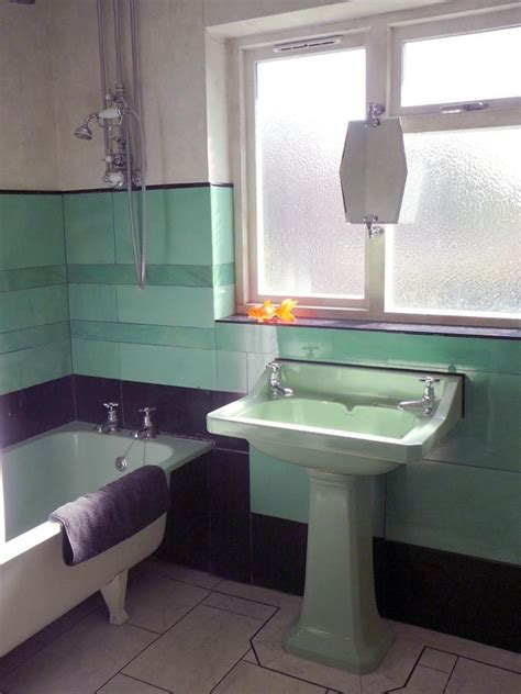 Deco Bathroom Tiles Uk by 73 Best Images About Deco Bathrooms On