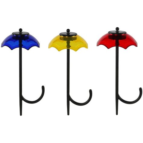trendscape solar lights trendscape solar led umbrella decor pathway light nxt