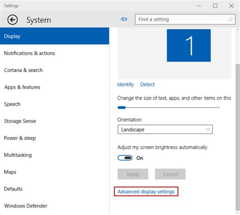 turn off or on clear type text in windows 10