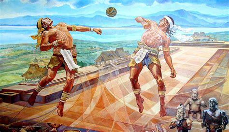 imagenes de los mayas jugando pelota un visionario f 250 tbol mayas y algo m 225 s diario el