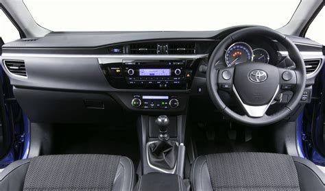 Toyota Corolla 2014 Interior by 3d Car Shows New Toyota Corolla 2014 Now In South Africa