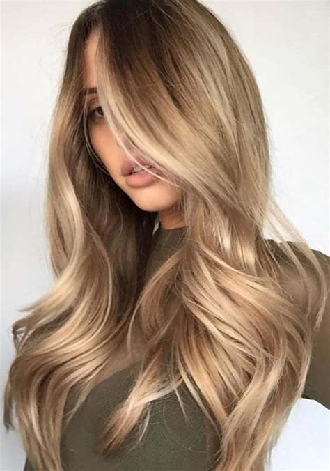 balayage hair colors for 2018 best hair color ideas trends in 2017 2018 26 alluring bronde balayage hair color ideas for 2018 modeshack