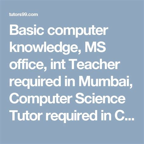 Mba In Computer Science Colleges In Mumbai by 17 Best Ideas About Computer Science Major On