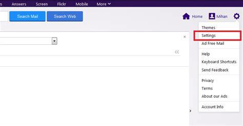 yahoo email hosting آموزش افزودن ایمیل هاست به yahoo نوین وب سایت