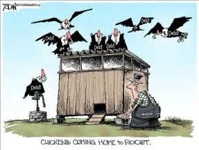 the democrats chickens are coming home to roost wbdaily