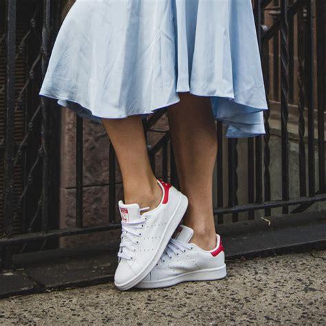 comfortable fashionable heels gigi hadid wearing sneakers popsugar fashion