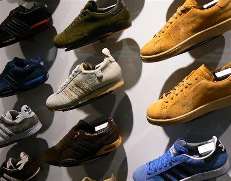 list of shoe styles