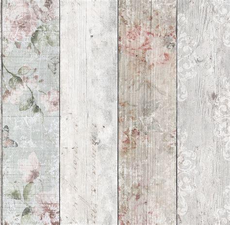 wallpaper grey pink graham brown fresco distressed wood wallpaper 51 094