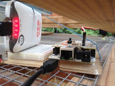 Solar Chicken Door by Solar Powered Chicken Coop Door Opener Coop Thoughts