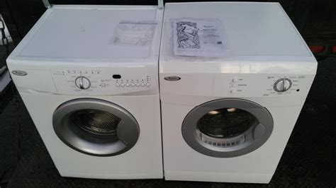 Apartment Size Washer And Dryer Sets 24 Quot Wide Apartment Sized Whirlpool Stackable Washer Dryer