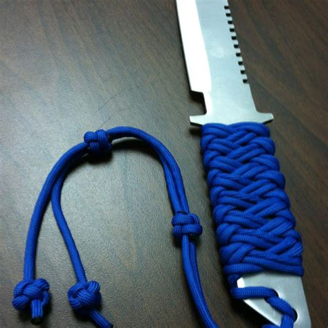 paracord wrap handle paracord knife handle wrap survival gear outdoor gear
