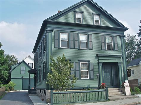 the lizzie borden house lizzie borden house wikipedia