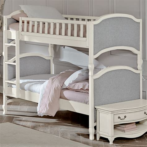 antique white bunk bed rosenberryrooms