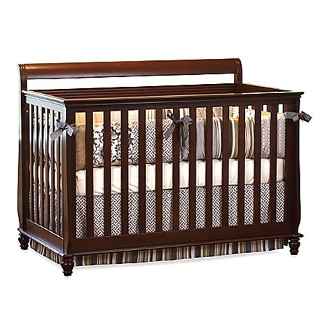 Carters Baby Cribs S 174 Heritage 4 In 1 Classic Convertible Crib Classic Cherry Buybuy Baby