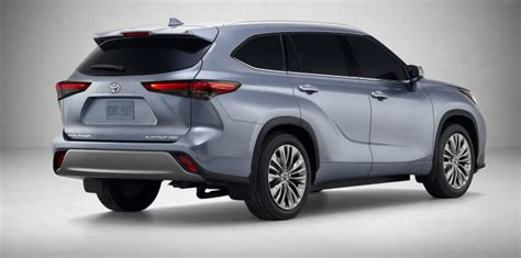 Toyota Kluger 2020 by 2020 Toyota Kluger Unveiled Australia To Get Hybrid Power