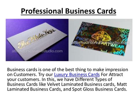 how to make professional business cards at home professional business cards