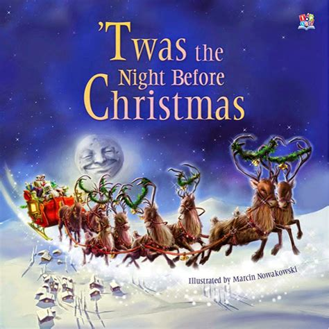 the night before christmas the poetry of r e slater dec 25 2014