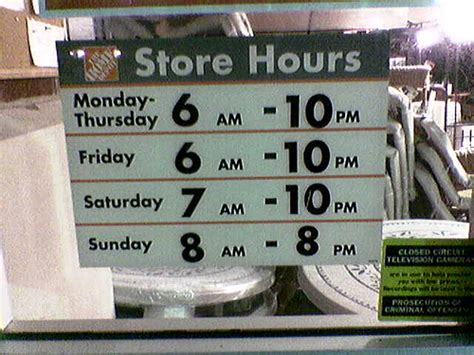 home depot hours er c st mmel flickr