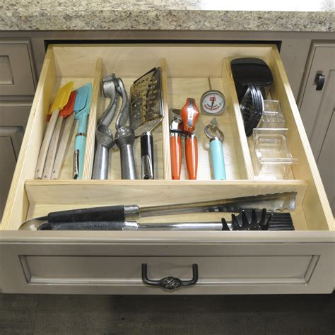 Utensil Drawer Insert by Affinity Cooking Utensil Drawer Insert Drawer