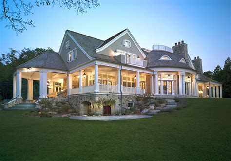 cedar house plans with photos back cedar shingle style house house plans 5560