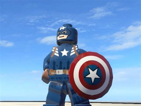 Tas Iron Captain America Marvel Costom Modif Army Balap Racing lego marvel superheroes winter soldier captain america free roam gameplay mod showcase