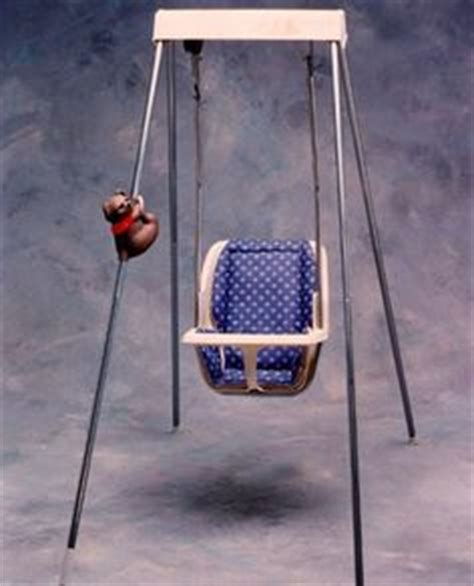 old style baby swings graco swing swingomatic wind up crank vintage swing works