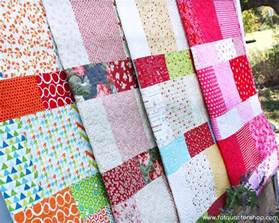 I Used To Be A Layer Cake Quilt Pattern by Spun Sugar Quilts Free Layer Cake Pattern